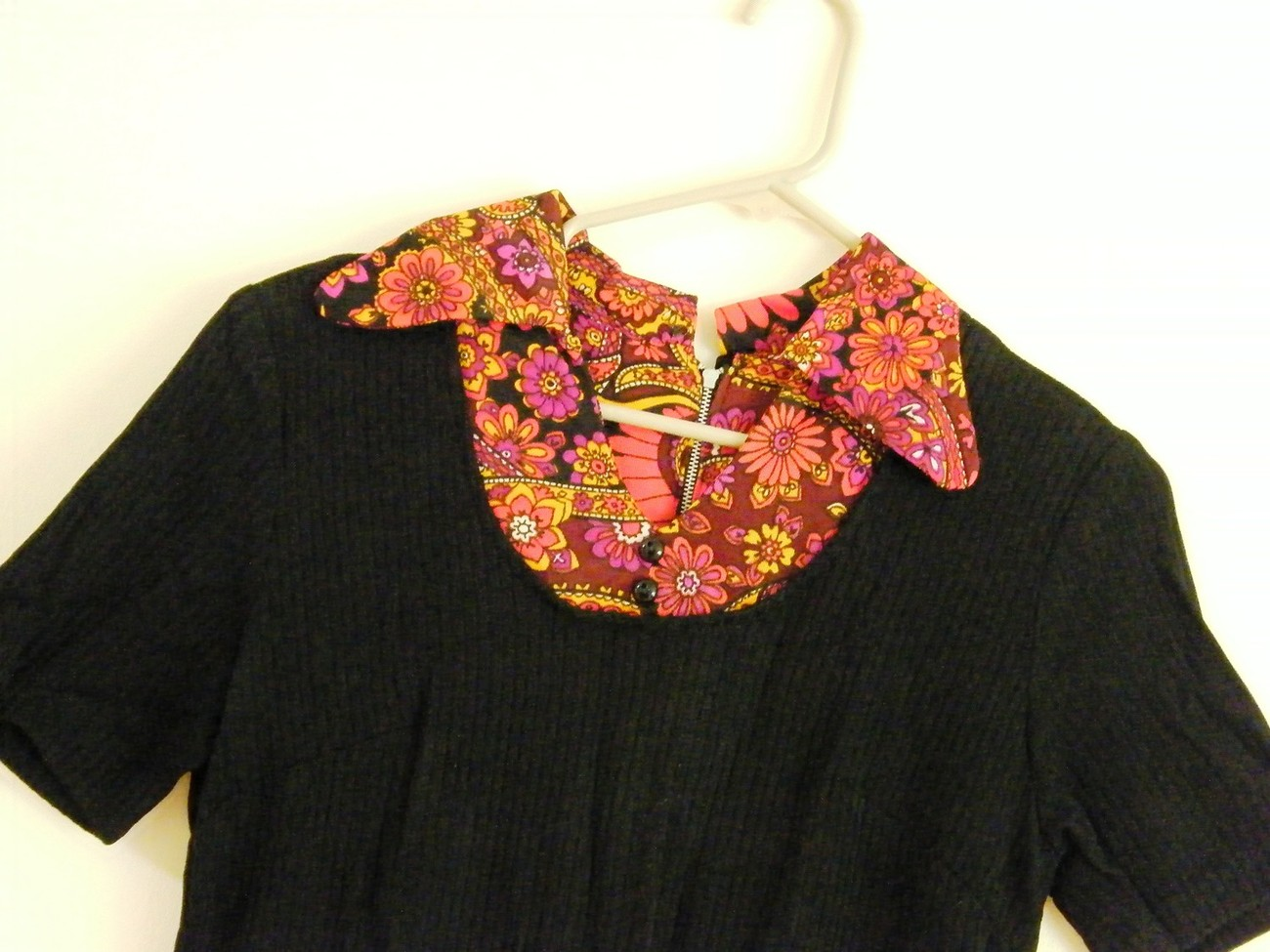 Groovy Dress Jumper - Vintage