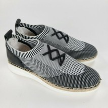 Vince Camuto Affina Slip On Sneakers 131, Pure Sport Knit, Black Size 9 M - $39.60