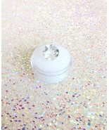 Achroite Crystal - Clarity and Cleansing Stone - 10.9mm Round White Loos... - $31.49