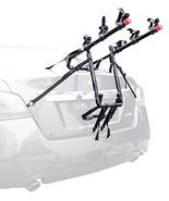 Allen Sports Deluxe Trunk 3 Bike Mount Bicycle Rack, for Car, SUV, Van O... - $39.47