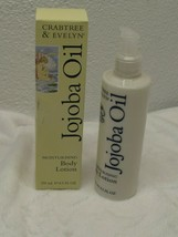 Crabtree Evelyn Jojoba Oil Moisturising Body Lotion net wt 250ml e 8.5 f... - $39.59