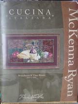 "Pattern McKenna Ryan ""Brushetta & Vino Rosso 24.5"" x 12.75"" (Gently Used) - $6.00"