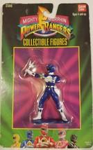 Mighty Morphin Power Rangers Bandai 1993 Collectible Figures Blue Ranger - $14.69