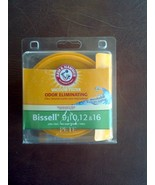 Arm & Hammer BISSELL VACUUM FILTER Washable 9 10 12 16 NEW - $19.80