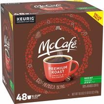 Premium Roast Decaf Medium Roast, 48 K-Cup pods 16.6 oz - $27.82