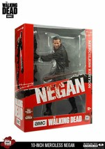 "2018 McFarlane Toys Walking Dead Negan Merciless Edition 10"" Deluxe Figure - $34.60"
