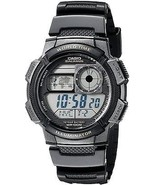 Casio Men's AE-1000W-1AVCF Resin Sport Watch With Black Band - $64.24 CAD