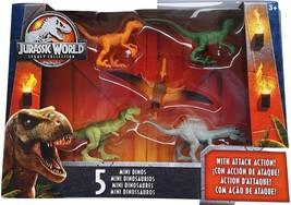 Jurassic World 5 Mini Dinos - $24.99