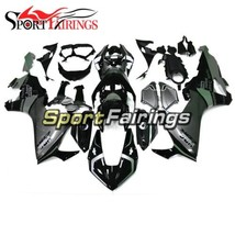 Injection Fairing kit For Honda CBR1000RR 2017 2018 Gloss Grey Black Bik... - $499.31