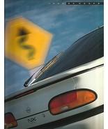 1992 Nissan NX sales brochure catalog US 92 1600 2000 Pulsar - $8.00