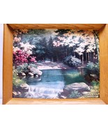 Autumn Creek Oil Painting Print - $12.00