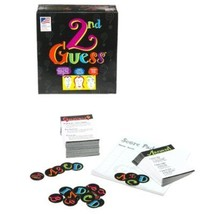 2nd  Guess  Trivie  Game  -----New - $8.99