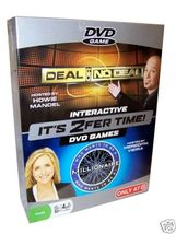 It's 2Fer Time! 2 For 1 Interactive DVD Games -----New - $24.99
