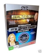 It's 2Fer Time! 2 For 1 Interactive DVD Games -----New - $22.49