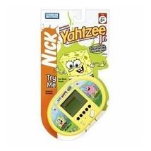 SpongeBob Squarepants Electronic Hand-Held Yahtzee Jr. - $16.99