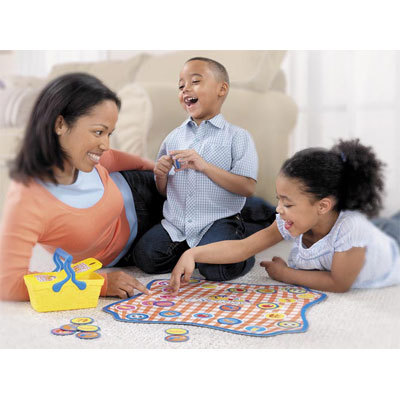 Playskool Noodleboro Learning About Manners Picnic Bask