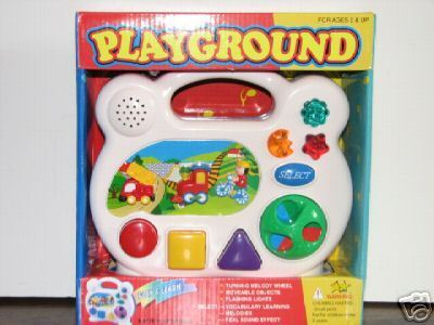 Play & Learn Playground -HC-986C