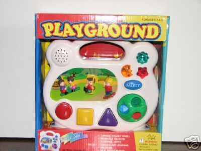 Play & Learn Playground -HC-986S