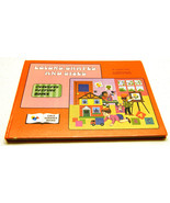 Color, Shapes & Sizes - Vintage - Changing Picture Book - $25.00