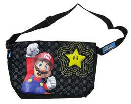 Nintendo: Mario Star Power Up Messenger Bag Brand NEW! - $44.95