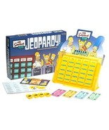 The Simpsons Edition Jeopardy! Board Game --New - $17.99