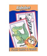 Home Learning Tools Flash Cards & Games ( Alphabet ) - $7.83