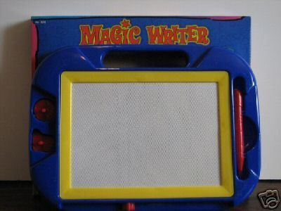 MAGIC WRITER ( BLUE & YELLOW )