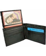 Genuine Leather Marshal Bifold Men's Wallet - $16.99
