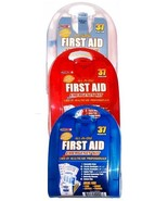 ALL-IN-ONE 37 PC FIRST AID EMERGENCY Kit - $6.99