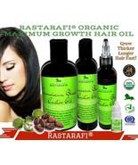 Rastarafi Pure Jamaican Black Castor Oil Extra Dark | Growth Oil -Choose... - $5.23+