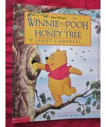 Disney Winnie the Pooh and the Honey Tree by Janet Campbell Scholastic  - $7.99