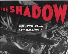THE SHADOW, 15 CHAPTER SERIAL, 1936 - $19.99