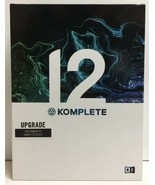 (New) Native Instruments Komplete 12 Upgrade from SELECT - $386.09