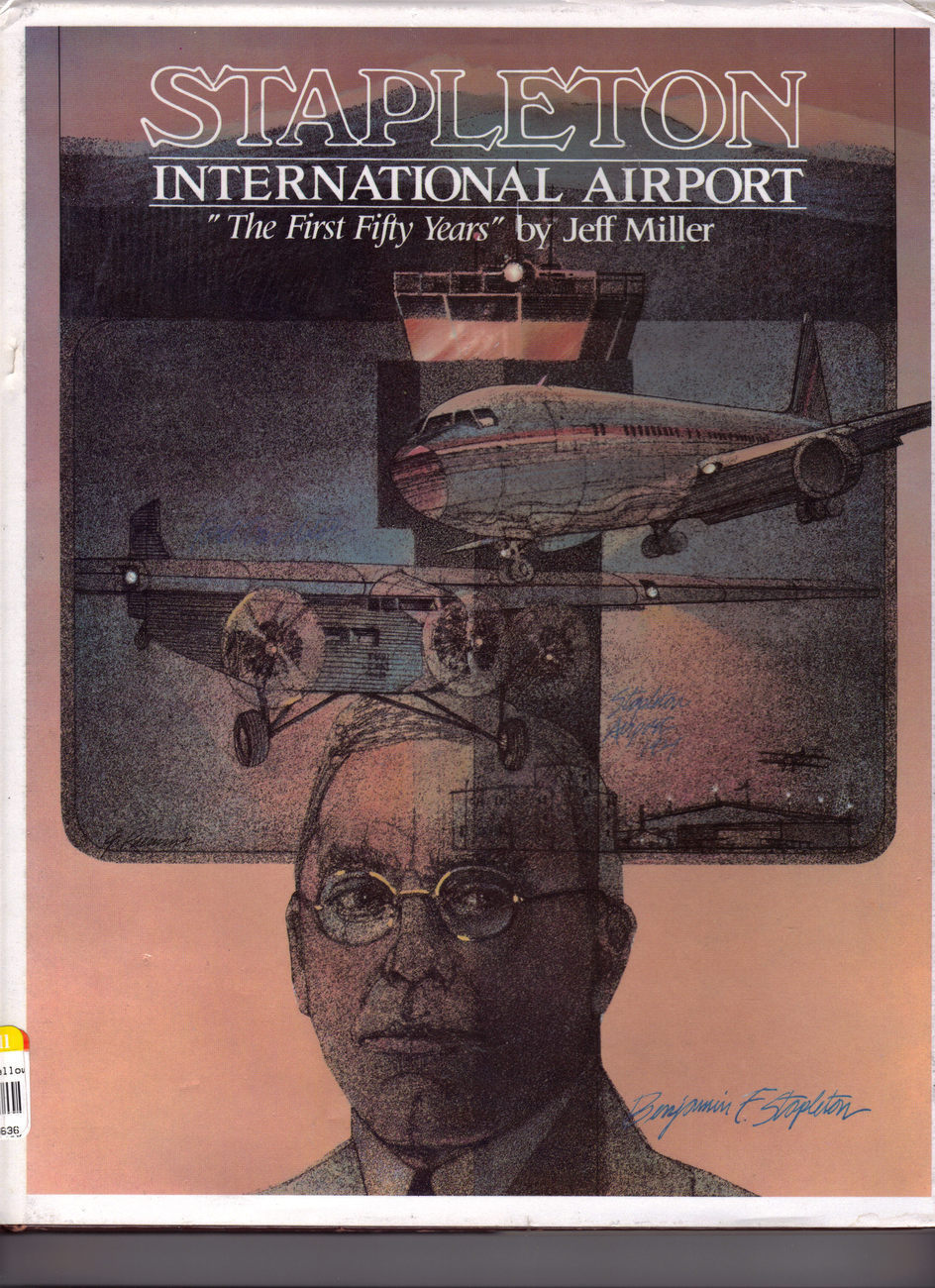 Stapleton airport