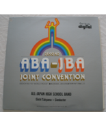 All-Japan High School Band ABA-JBA Joint Convention - 1980  - $13.50