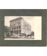 Oldroyd Funeral Home Arkansas City Kansas Vintage Post Card - $49.95