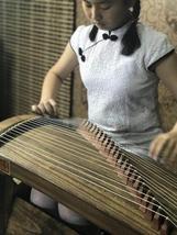 80cm small guzheng mini portable half-Zheng - $389.00