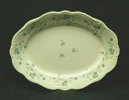 "Blue Garland Johann Haviland 13"" Oval Serving Platter Bavarian Backstamp... - $29.69"