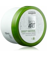 L'Oreal Professionnel Tecni Art Play Ball Density Material, 100ml/3.4ozfree ship - $20.78