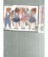 Butterick Busybodies pattern 5075 (size 5,6,6X) [Paperback] [Jan 01, 199... - $12.25