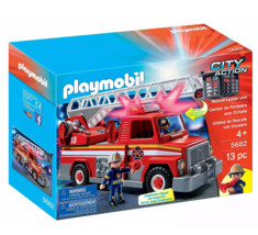 PLAYMOBIL Rescue Ladder Unit # 5682 City Action New - $31.68