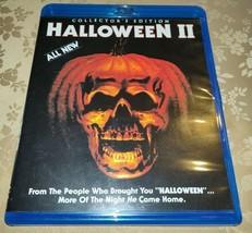 Halloween II (1981) 2-disc Blu-ray Shout / Scream Factory Box Set Ed. Ho... - $28.49