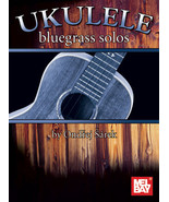 Ukulele Bluegrass Solos/Flatpick/Fingerpick  - $8.99