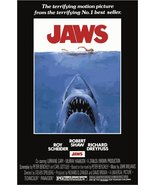 JAWS Movie Reproduction Counter Top Stand-Up Display - Horror Collectibles - $15.99