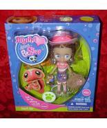 Littlest Pet Shop Blythe doll Desert Fun #B17 cowgirl pink hat - $10.00