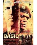 BASIC DVD 2003 NEW SEALED TRAVOLTA JACKSON SPEC ED WAR - $6.39