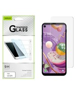 For LG Q70 Tempered Glass Screen Protector Shockproof Premium Guard Clear - $6.14