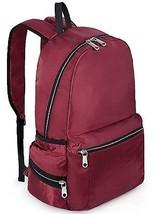 UTO Backpack Waterproof Nylon Unisex Laptop Rucksack School College Boo... - $53.21