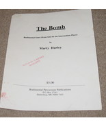 The Bomb for the Crusader Drumline Snare Drum Solo - $8.00