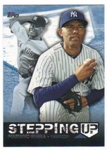 2015 Topps Stepping Up #SU-6 Mariano Rivera NM-MT Yankees - $1.75